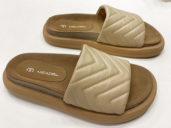 sandalias tira ancha verano 2022 Calzados Micadel