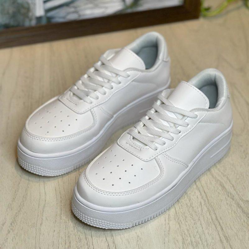 zapatillas blancas verano 2022 calzados Mannarino