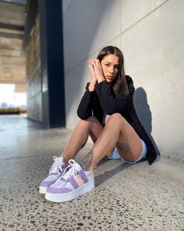 zapatillas de moda para mujer verano 2022 mannarino