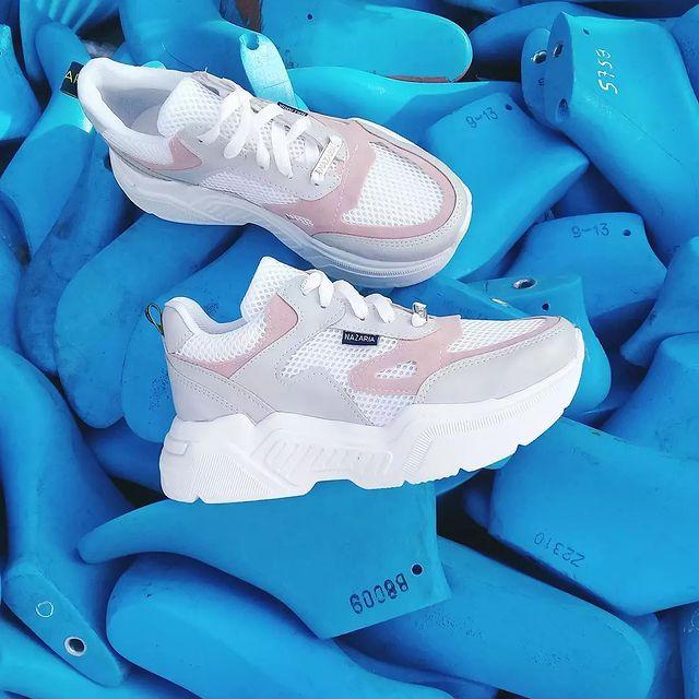 zapatillas deportivas primavera verano 2022 Nazaria