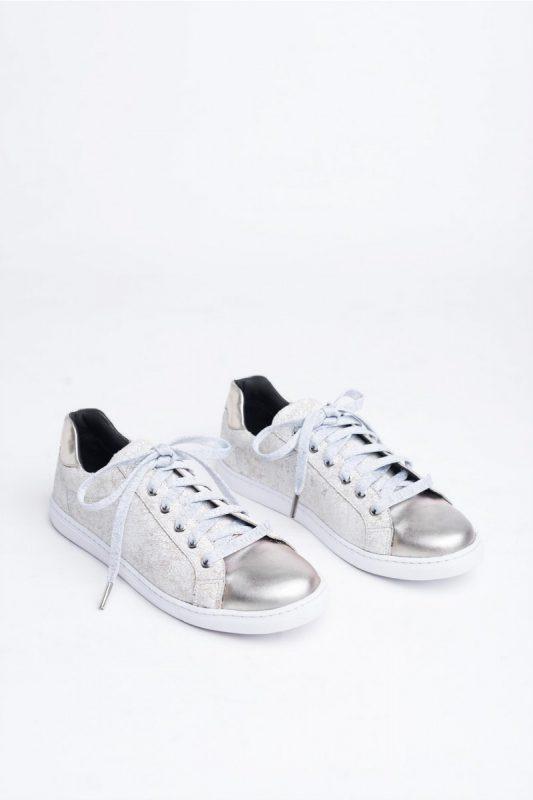 zapatillas plateadas Rapsodia primavera verano 2022