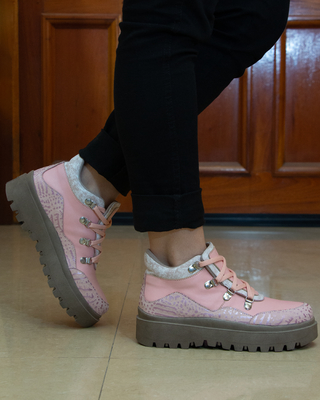 zapatillas rosas primavera verano 2022 Bettona