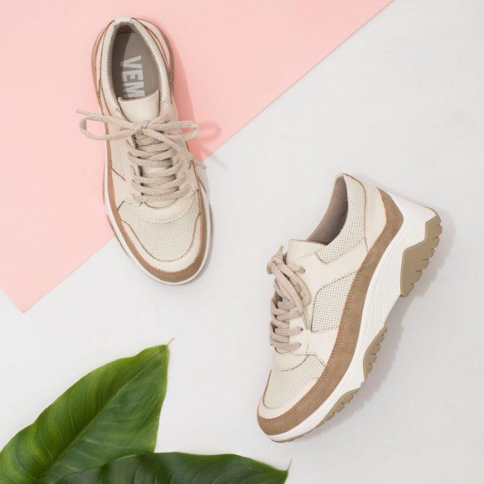 zapatillas tonos beige verano 2022 Vemmas calzados