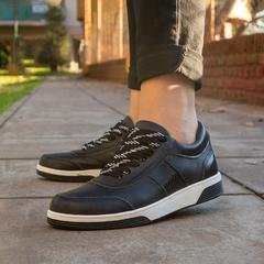 zapatillas urbanas negras primavera verano 2022 Bettona