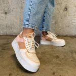 Zapatilla para mujer verano 2022 - calzados Mannarino