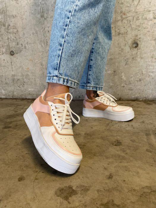 zapatillas urbanas para mujer verano 2022 calzados Mannarino