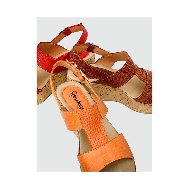 Sandalias de colores verano 2022 Gravagna