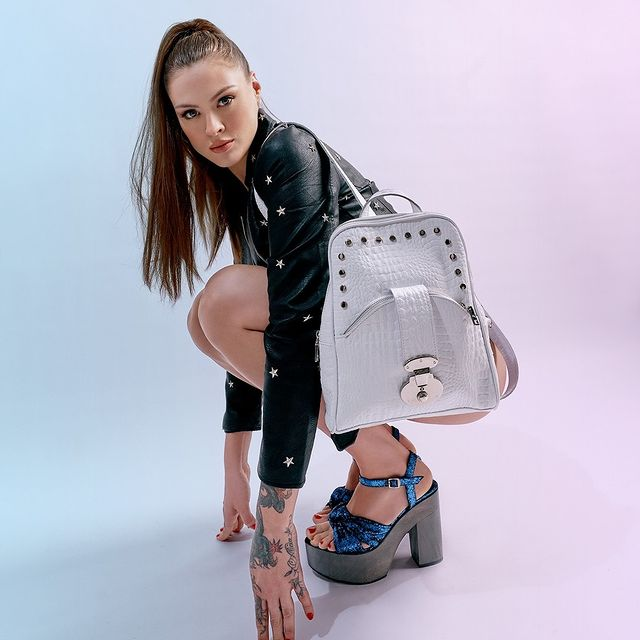 The Bag Belt sandalias y mochila verano 2022