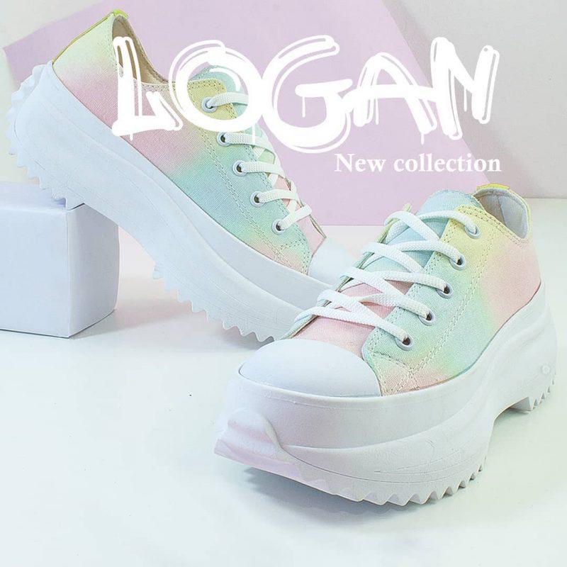 Zapatillas urbanas juveniles para mujer verano 2022 Luna chiara