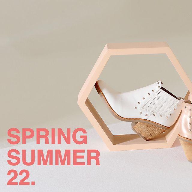 botitas blancas verano 2022 Lucerna calzados
