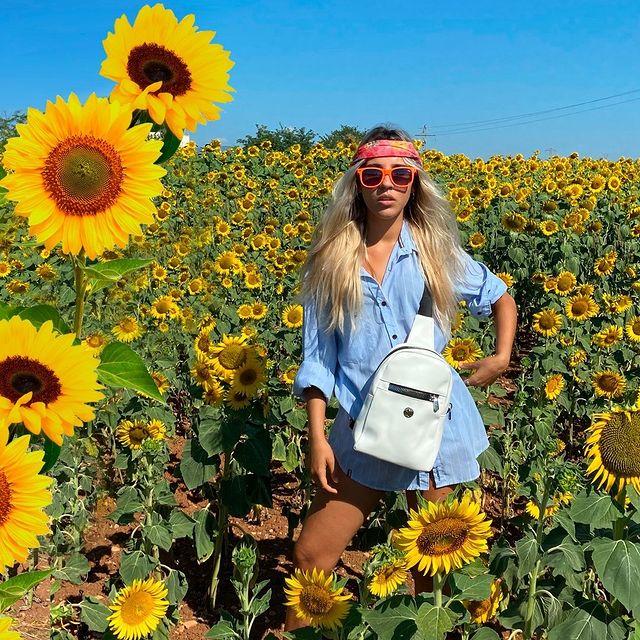 mochila blanca verano 2022 Tropea