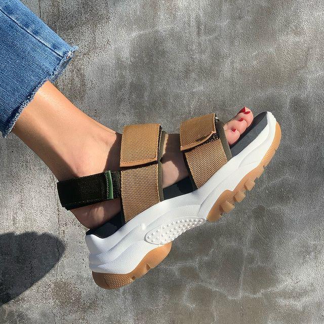 sandalais casuales juveniles verano 2022 Sibyl Vane