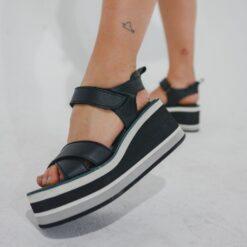 sandalia base de goma verano 2022 Chiarini