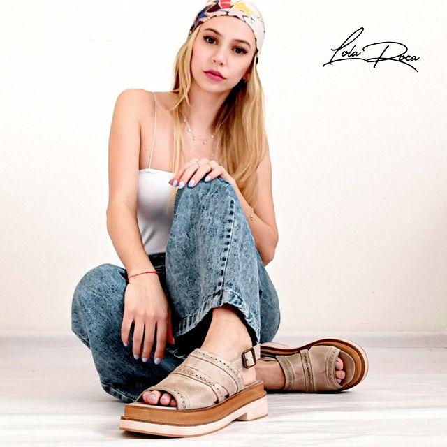 sandalias chatitas verano 2022 Lola roca