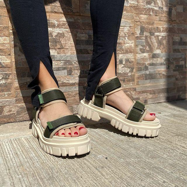 sandalias informales juveniles verano 2022 Sibyl Vane