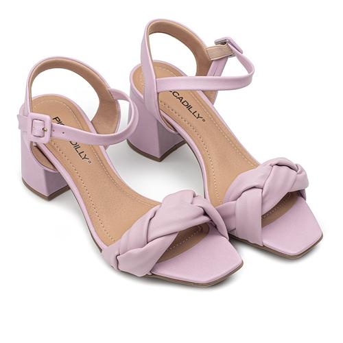 sandalias lila verano 2022 Calzados Piccadilly