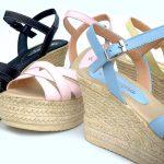 Sandalias y zapatillas para mujer verano 2022 - Calzado Gravagna