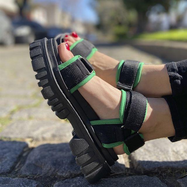 sandalias urbanas modernas verano 2022 Sibyl Vane