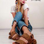 Sandalias juveniles verano 2022 - Lola roca