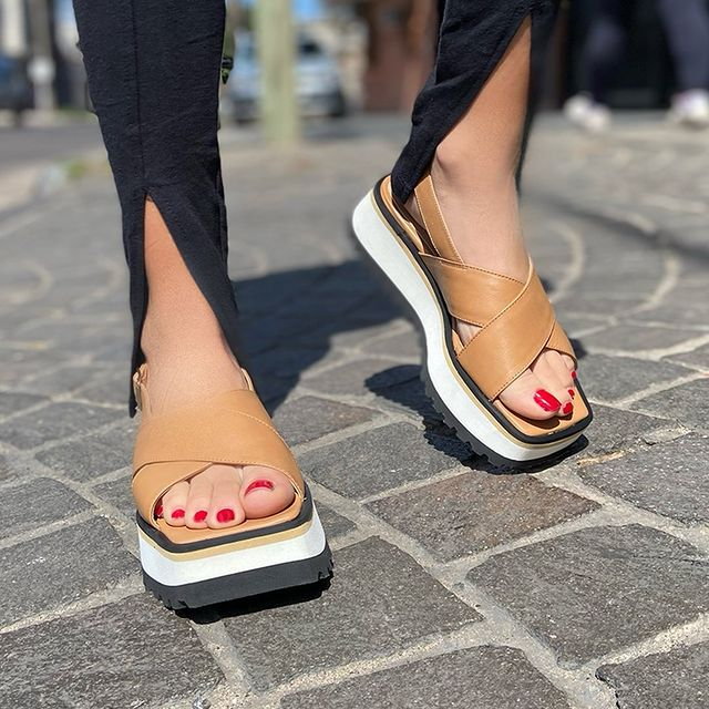sandalias urbanas verano 2022 Sibyl Vane