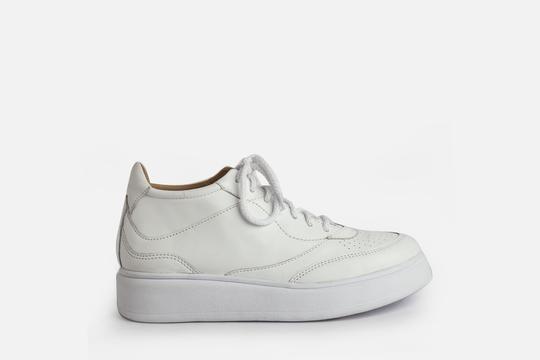 zapatilla blanca verano 2022 Ferroni
