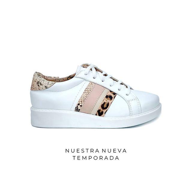 zapatillas blancas verano 2022 Gravagna