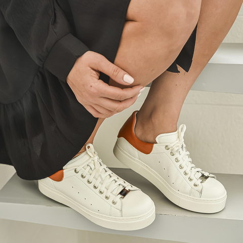 zapatillas blancas verano 2022 Tosone Calzados