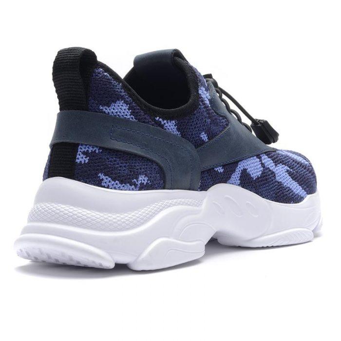 zapatillas camufladas azules verano 2022 Hush Puppies