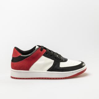 zapatillas rojas y negras verano 2022 Sky Blue