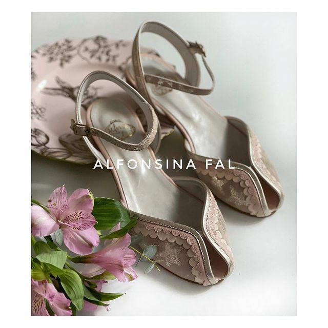 zapatos planos mujer verano 2022 Alfonsina Fal