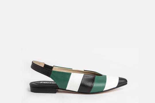 zapatos planos verano 2022 Ferroni