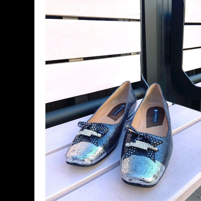 zapatos punta cuadrada verano 2022 Luz principe