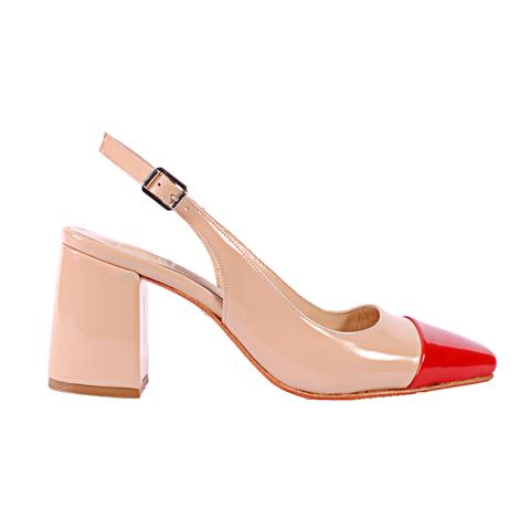 zapatos rosados verano 2022 Tosone Calzados