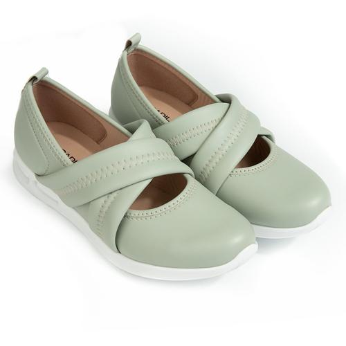 zapatos verde menta verano 2022 Calzados Piccadilly